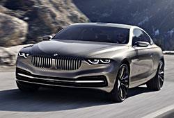 BMW Pininfarina Gran Lusso Coupé - Vorderansicht