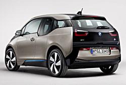BMW i3 - Heckansicht