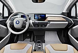 BMW i3 - Cockpit