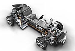 BMW i8 - Antrieb