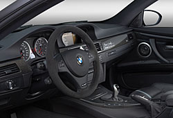 BMW M3 DTM Champion Edition Innenraum