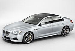 BMW M6 Gran Coupé Seitenansicht