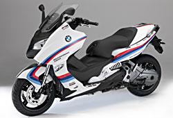 BMW C 600 Motorsport Edition Tomczyk