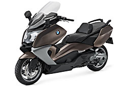 BMW C 650 GT - Havanna Metallic