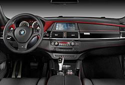 BMW X6 M Design Edition - Interieur