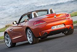 BMW Z4 Heckansicht