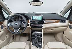 BMW 2er Active Tourer - Innenraums