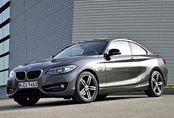 BMW 220i Coupé Sport-Line