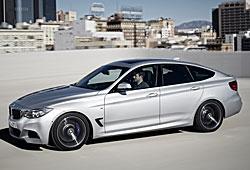 BMW 3er Gran Turismo mit M Sportpaket