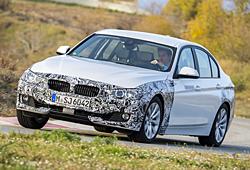 BMW 3er Plug-in-Hybrid Prototyp