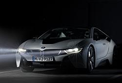 BMW i8 - Laserlicht