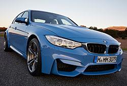 BMW M3 - Frontansicht