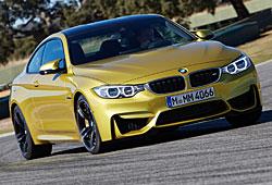 BMW M4 - Frontansicht