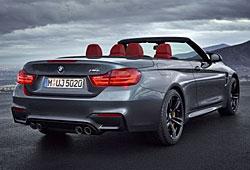 BMW M4 Cabrio - Heckansicht