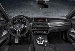 """BMW M5 """"30 Jahre M5"""" - Innenraum"""