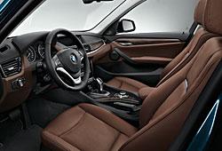BMW X1 - Innenraum mit Lederausstattung