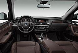 BMW X3 - Cockpit