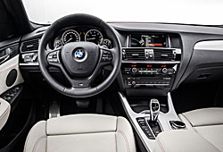 BMW X4 - Cockpit