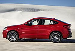 BMW X4 - Seitenansicht