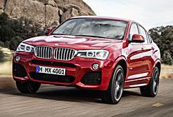 BMW X4 - Frontansicht