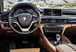 BMW X6 - Innenraum