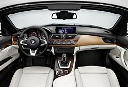 BMW Z4 Design Pure Fusion - Innenraum