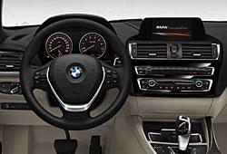 BMW 2er Coupé - Innenraum