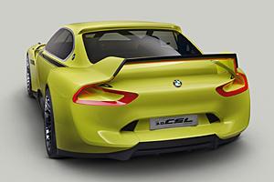 BMW 3.0 CSL Hommage -Heckansicht