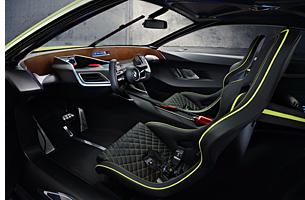BMW 3.0 CSL Hommage - Innenraum