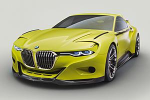 BMW 3.0 CSL Hommage - Frontansicht