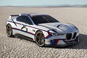 BMW 3.0 CSL Hommage R - Frontansicht