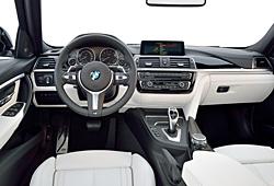 BMW 3er - Cockpit