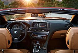 BMW 6er - Interieur