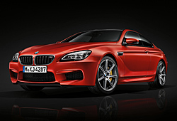 BMW M6 Coupe mit Competition Paket