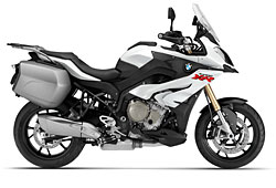 BMW S 1000 XR in Lightwhite Uni