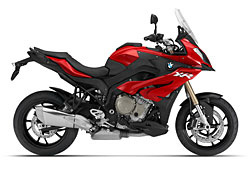 BMW S 1000 XR in Racingred uni