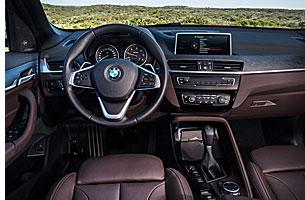 BMW X1 - Blick ins Cockpit