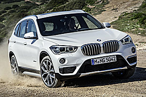 BMW X14 - Frontansicht
