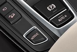 BMW eDrive-Taster auf Mittelkonsole