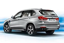 BMW X5 xDrive 40e - Heckansicht