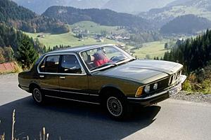 Erste BMW 7er-Generation