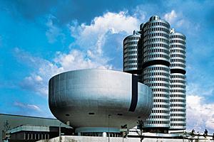 BMW-Hauptsitz in München