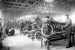 BMW R32-Produktion