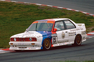 Roberto Ravaglia im Tourenwagen