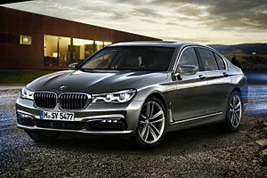 BMW 740e iPerformance - mit Plug-in-Hybridantrieb