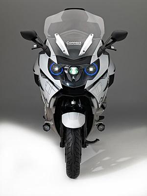 BMW K 1600 GTL Konzept mit Laserlicht