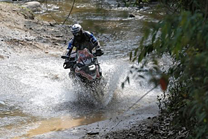 BMW GS Trophy 2016 - Tag 2
