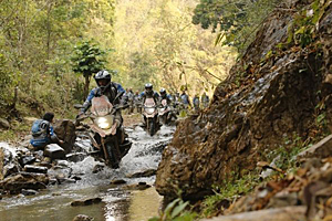 BMW GS Trophy 2016 - Tag 4