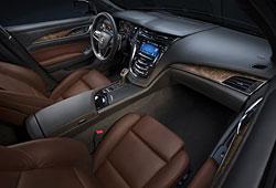 Cadillac CTS - Cockpit