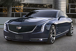 Cadillac Elmiraj-Concept - Frontansicht